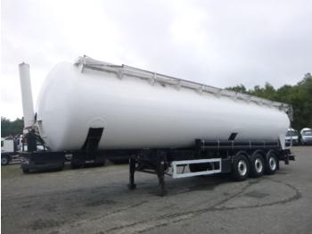Semiremorcă cisternă Feldbinder Powder tank alu 63 m3 (tipping)