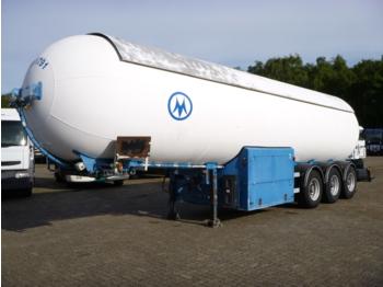 Semiremorcă cisternă Robine Gas tank steel 49 m3 + pump