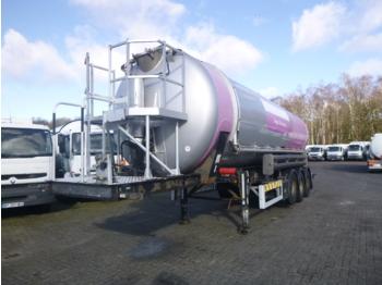 Semiremorcă cisternă Weightlifter Powder tank alu 37 m3 (tipping)