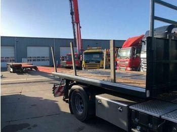 Semiremorcă transport agabaritic Faymonville 3 ASSIGE TRIPLE SCHUIVER 31METER