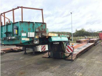 Semiremorcă transport agabaritic Faymonville Lowbed extenbar