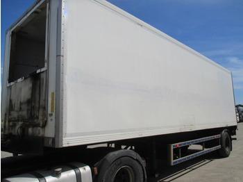 Trax S191 (ISOLATED BOX / DOUBLE TIRES) - caja cerrada semirremolque