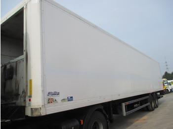 Trax S332 (ISOLATED BOX / DOUBLE TIRES) - caja cerrada semirremolque