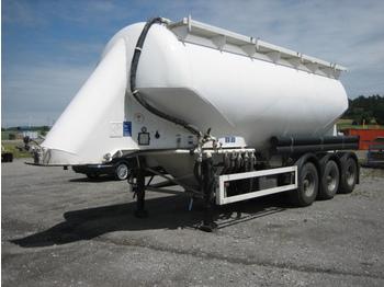 Feldbinder 34.3 - cisterna semirremolque