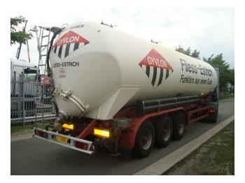 Feldbinder KIP 48-3 - cisterna semirremolque