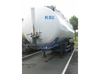 Feldbinder KIP 57.3  - cisterna semirremolque