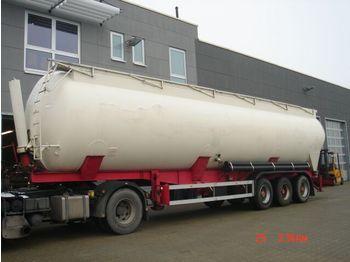 Feldbinder Kippsilo 60 m³ - cisterna semirremolque