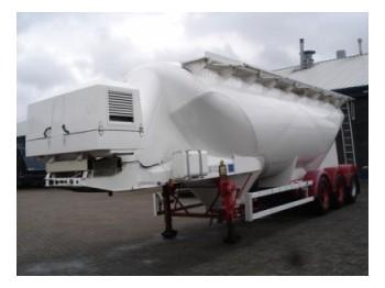METALAIR-FELDBINDER Bulk tank - cisterna semirremolque