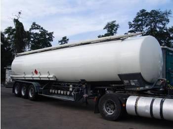 Trailor Tankauflieger Diesel + Benzin - cisterna semirremolque
