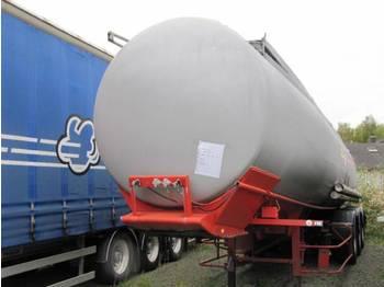 Trailor Tankauflieger *Diesel+Benzin* - cisterna semirremolque