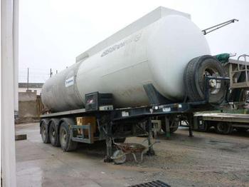 Trax 3 ESSIEUX 25000 LITRES - cisterna semirremolque