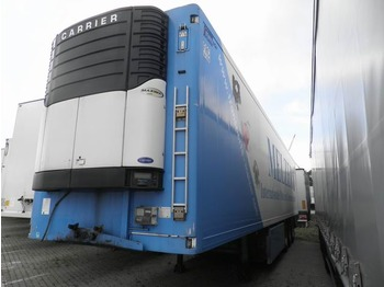SOR TK Auflieger mit Carrier Max 1200 - frigorífico semirremolque