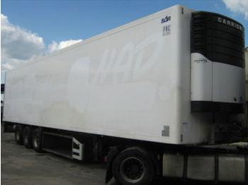 SOR mit Carrier Maxima 1300 diesel/elektic - frigorífico semirremolque