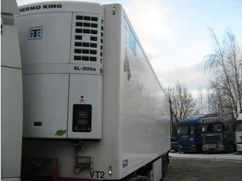 SOR mit Thermo-King SL200e diesel/elektro - frigorífico semirremolque