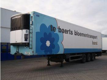 Sor Koel / Vries met laadklep - frigorífico semirremolque