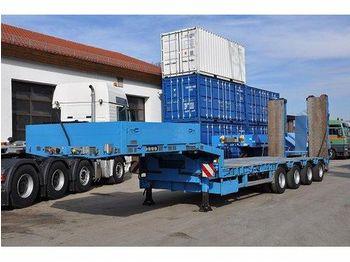 Goldhofer STZ L4 44/80 A - góndola rebajadas semirremolque