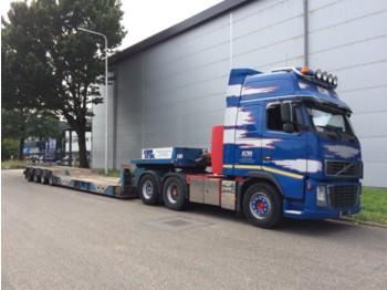 Trax FH16 540, XL, 6x2, Zwaar Transport Combi, Manual - góndola rebajadas semirremolque