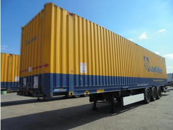 Portacontenedore/ intercambiable semirremolque Schmitz Cargobull Gotha SCF 24 G LIGHT