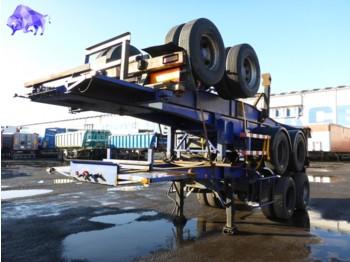 Trax Container Transport - portacontenedore/ intercambiable semirremolque