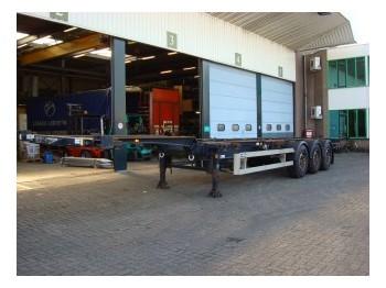 Van Hool multifunctioneel chassis - portacontenedore/ intercambiable semirremolque