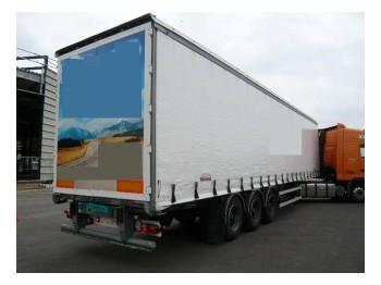 Trailor 3 axle curtainside trailer - toldo semirremolque