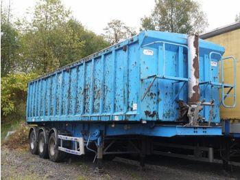 Trax Stahl Kipper ca.40 kubik  - volquete semirremolque