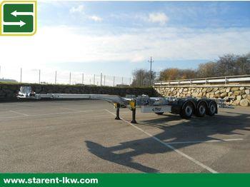Container-transport/ vekselflak semitrailer Fliegl 1x20 2x20 / 1x30 / 1x40 / 1x45 Highcube: bilde 1