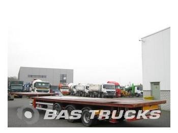 HFR Afzetsysteem SX 240 - flatbed semitrailer