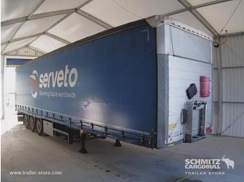 Kapell semitrailer Schmitz Cargobull Curtainsider Varios