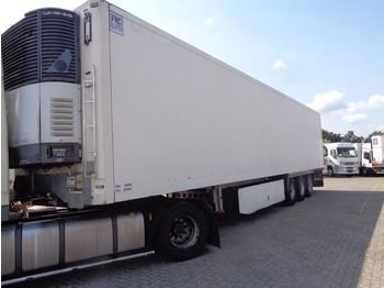Lecitrailer 3axle + Carrier Phoenix Ultra - kyl/ frys semitrailer
