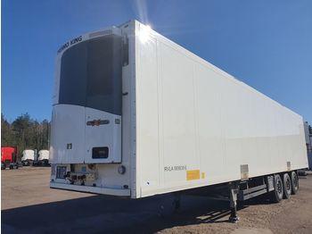 SCHMITZ CARGOBULL SKO24 FP60 - kyl/ frys semitrailer