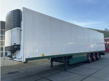 Kyl/ frys semitrailer Schmitz Cargobull SKO 24 Carrier Vector 1850 | 2x Lift-axle | APK