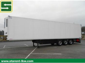 Kyl/ frys semitrailer Schmitz Cargobull Thermotrailer, Schmitz Aggr, Trennwand,Liftachse: bild 1