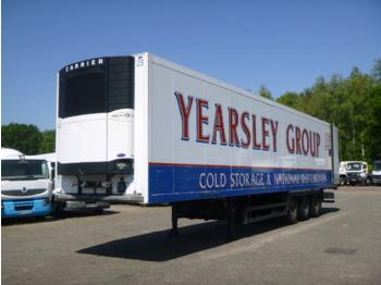 Schmitz Frigo trailer - Carrier Vector 1850 - kyl/ frys semitrailer