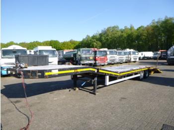 Redwood Ant Artic 500 semi-lowbed trailer 10 m + winch + ramp (light commercial) - låg lastare semitrailer