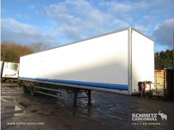 HFR Dryfreight box - lukket påbygg semitrailer