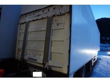 HFR Rødekro - lukket påbygg semitrailer