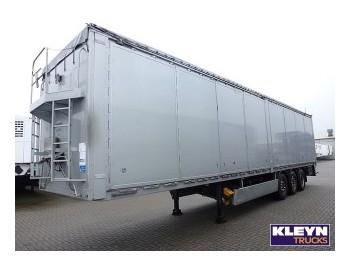 Reisch RSBS-35/24LK - lukket påbygg semitrailer