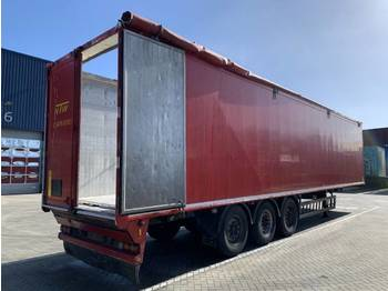 Med walking floor semitrailer Knapen Trailers K100 - 90m3