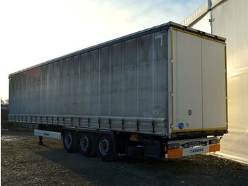 Plattform semitrailer KRONE SD Standart