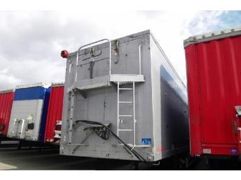 Reisch RHKS-35/24 RUCHOMA PODŁOGA - semitrailer