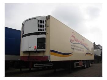 HFR KOELVRIES THERMO KING SMX 3-AS - skap/ distribusjon semitrailer