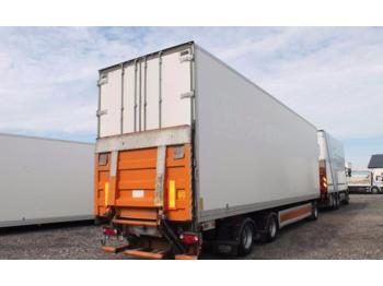 HFR PK24  - skap/ distribusjon semitrailer