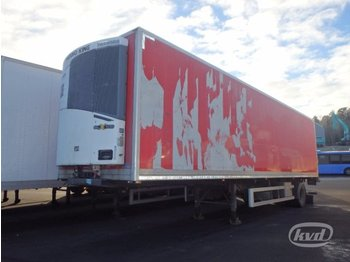 HFR SK10 1-axel Trailers, city trailers (chillers + tail lift) - skap/ distribusjon semitrailer