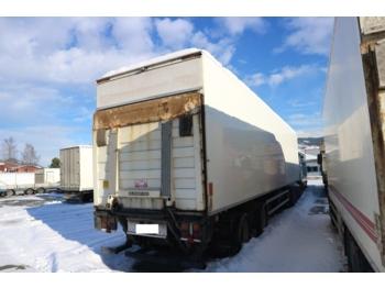 HFR SK-20 - skap/ distribusjon semitrailer