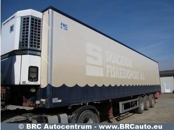 HFR SL240 - skap/ distribusjon semitrailer