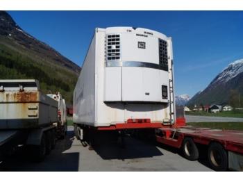HFR Thermotralle - skap/ distribusjon semitrailer