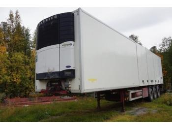 HFR semihenger - skap/ distribusjon semitrailer