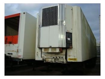 Pacton KOELVRIES - skap/ distribusjon semitrailer