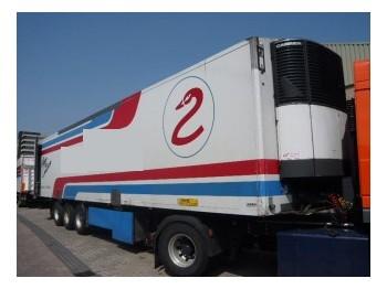 Pacton Lamboo - skap/ distribusjon semitrailer